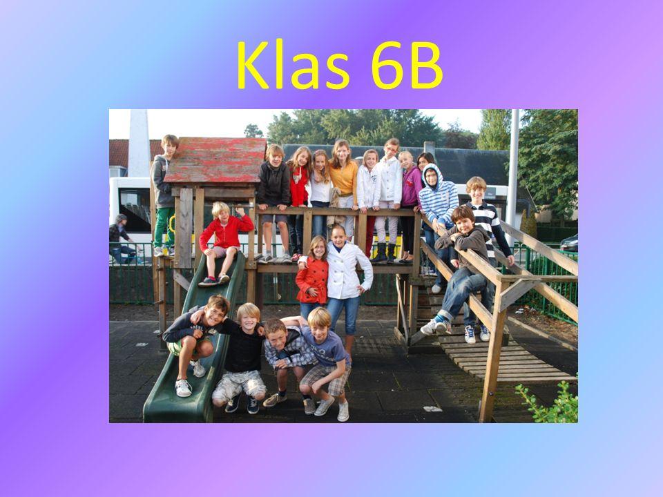 Klas 6B