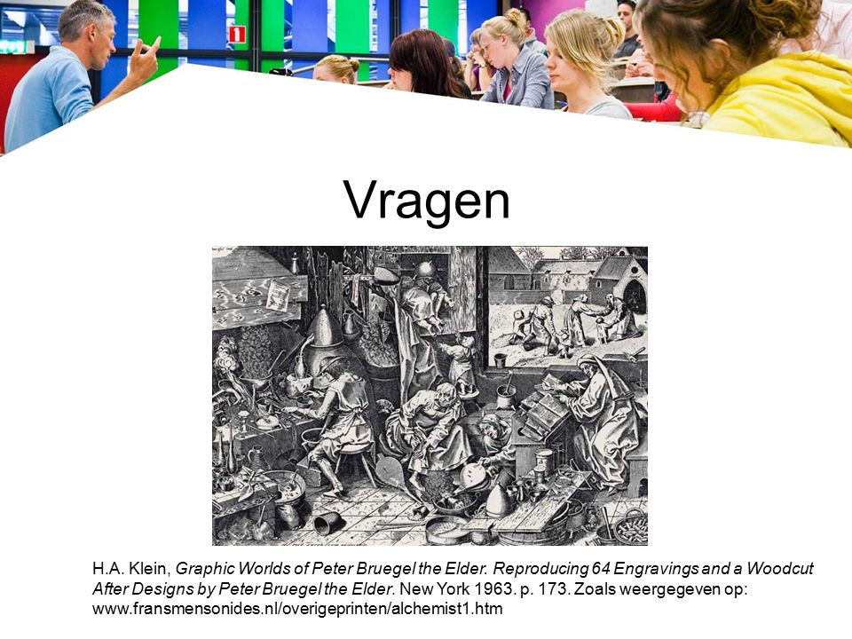 Vragen H.A. Klein, Graphic Worlds of Peter Bruegel the Elder. Reproducing 64 Engravings and a Woodcut After Designs by Peter Bruegel the Elder. New Yo