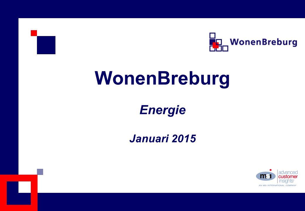 WonenBreburg Energie Januari 2015