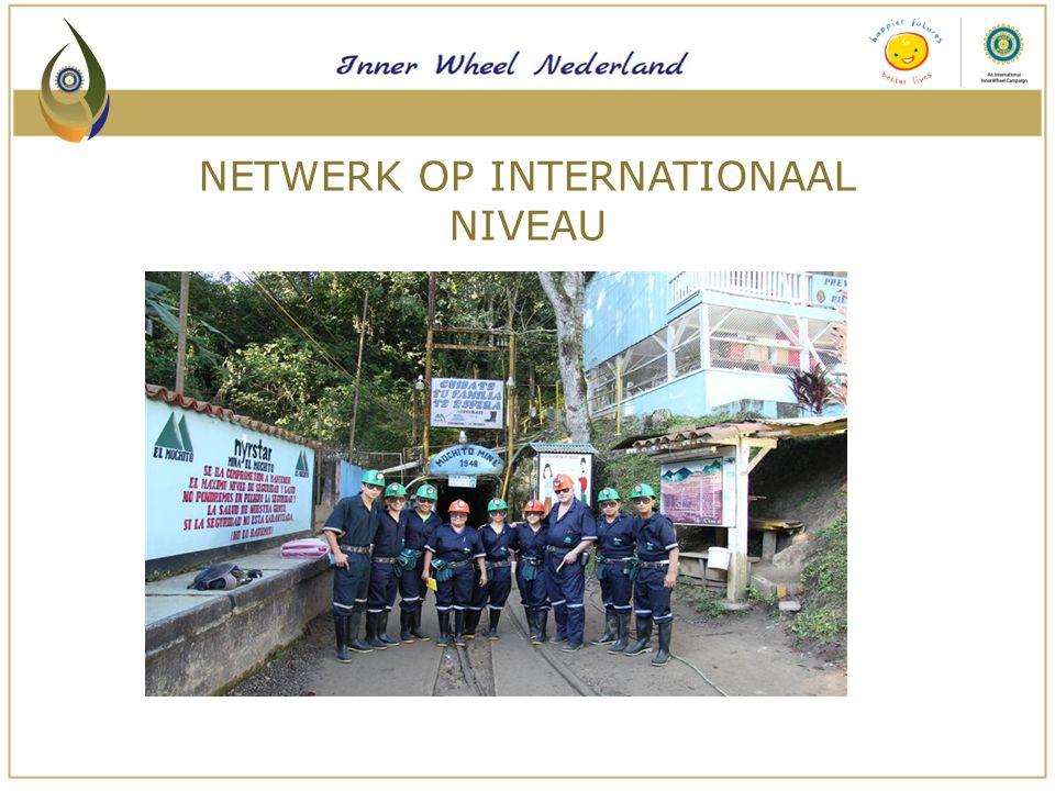 NETWERK OP INTERNATIONAAL NIVEAU