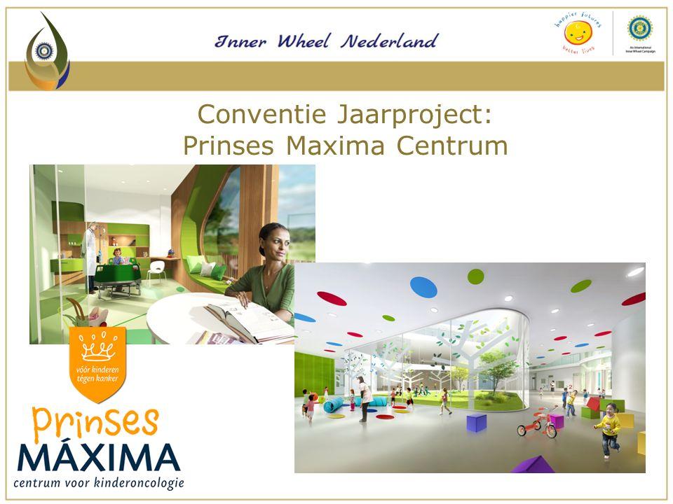 Conventie Jaarproject: Prinses Maxima Centrum