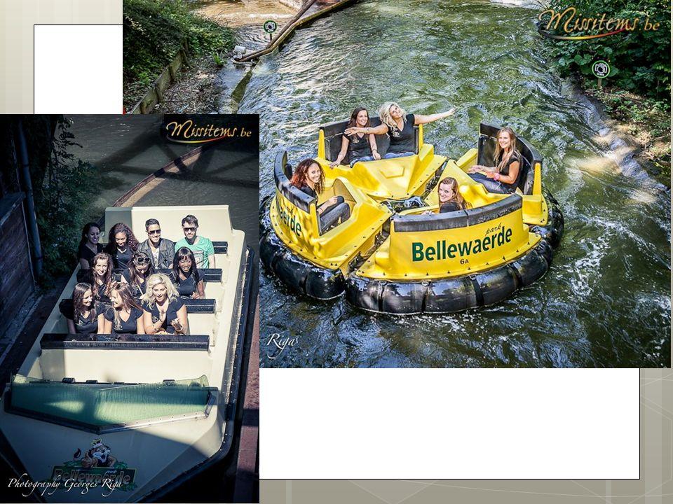Op bezoek in Bellewaerde !