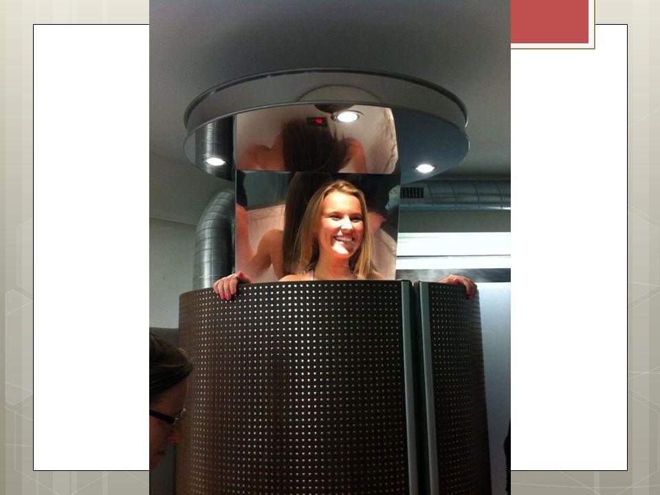 Testsessie Cryotherapie