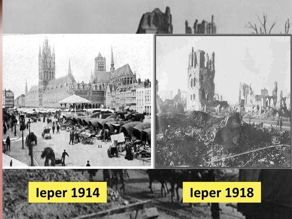 Ieper 1914Ieper 1918