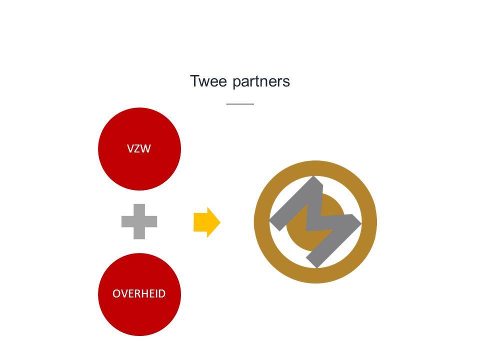 Twee partners VZWOVERHEID