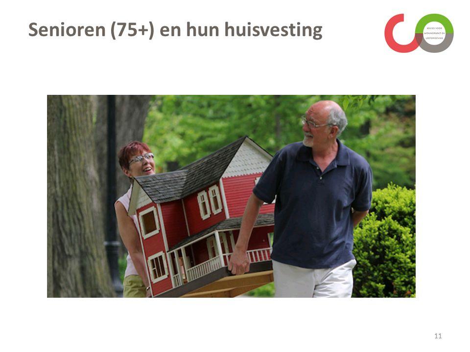 Senioren (75+) en hun huisvesting 11