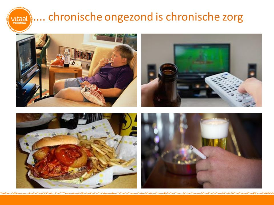 .... chronische ongezond is chronische zorg