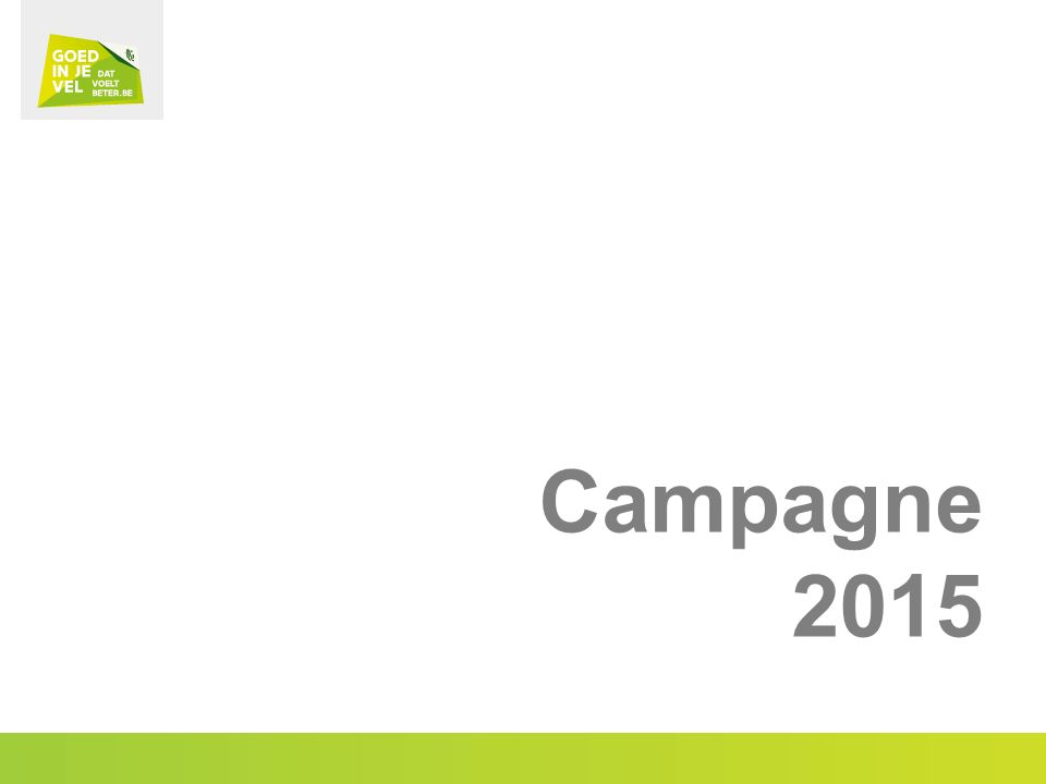 Campagne 2015
