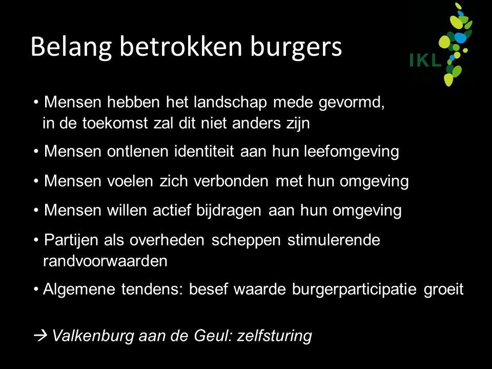 Bron: Dagblad De Limburger Waarom komen mensen naar Zuid-Limburg.