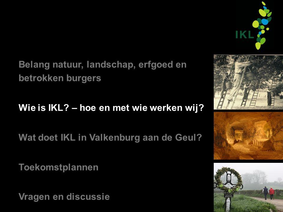 Wie is IKL en wat doen wij.
