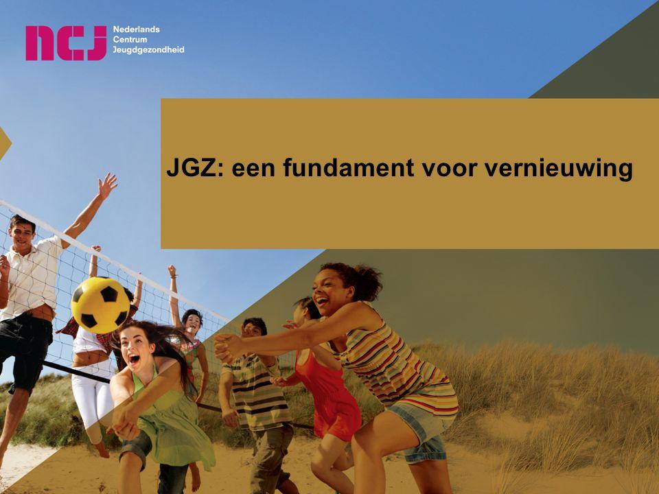 JGZ: een fundament voor vernieuwing