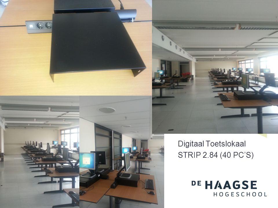 Digitaal Toetslokaal ST 2.84STRIP 2.84 (40 PC'S)