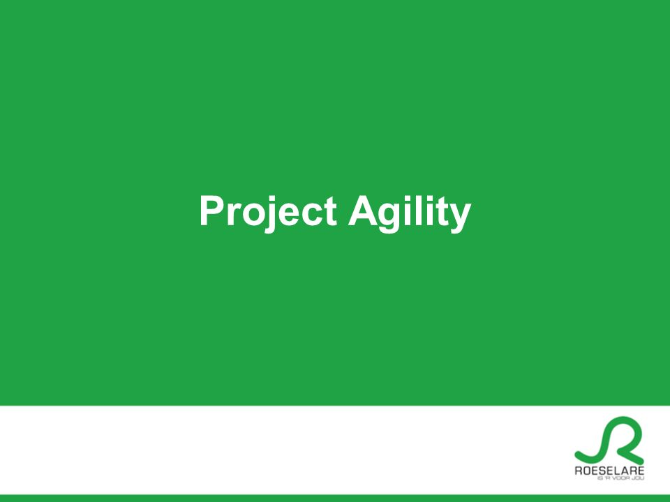 Project Agility