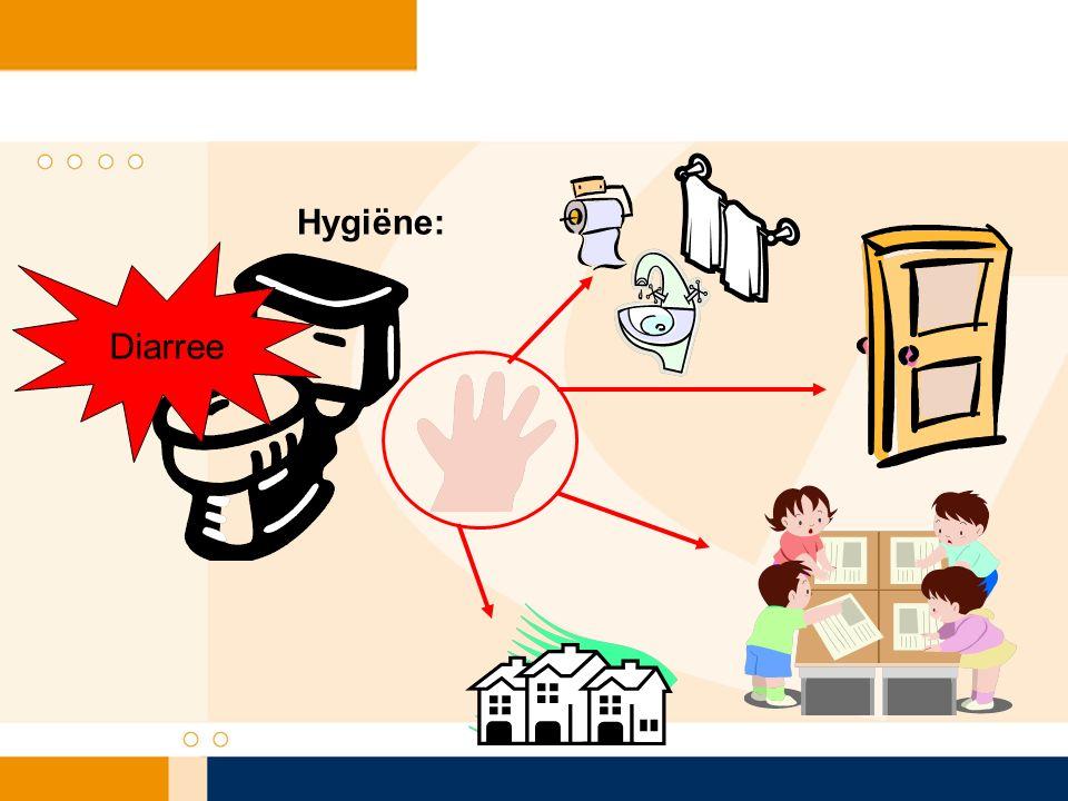 Hygiëne: Diarree