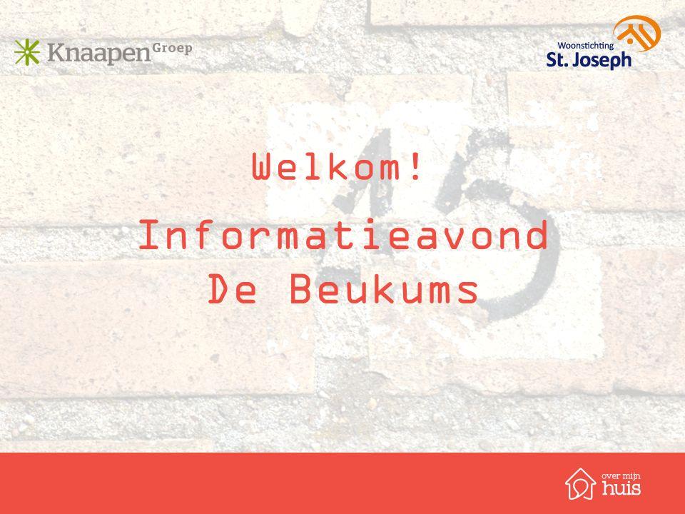 Informatieavond De Beukums Welkom!