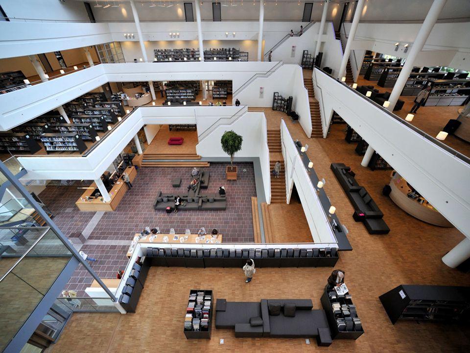 Het Atrium een plek van ontmoetingen technische fiche 4 bouwlagen totale oppervlakte 7000 m² publieke ruimte 4800 m² sheddak kostprijs 10.500.000 € (i