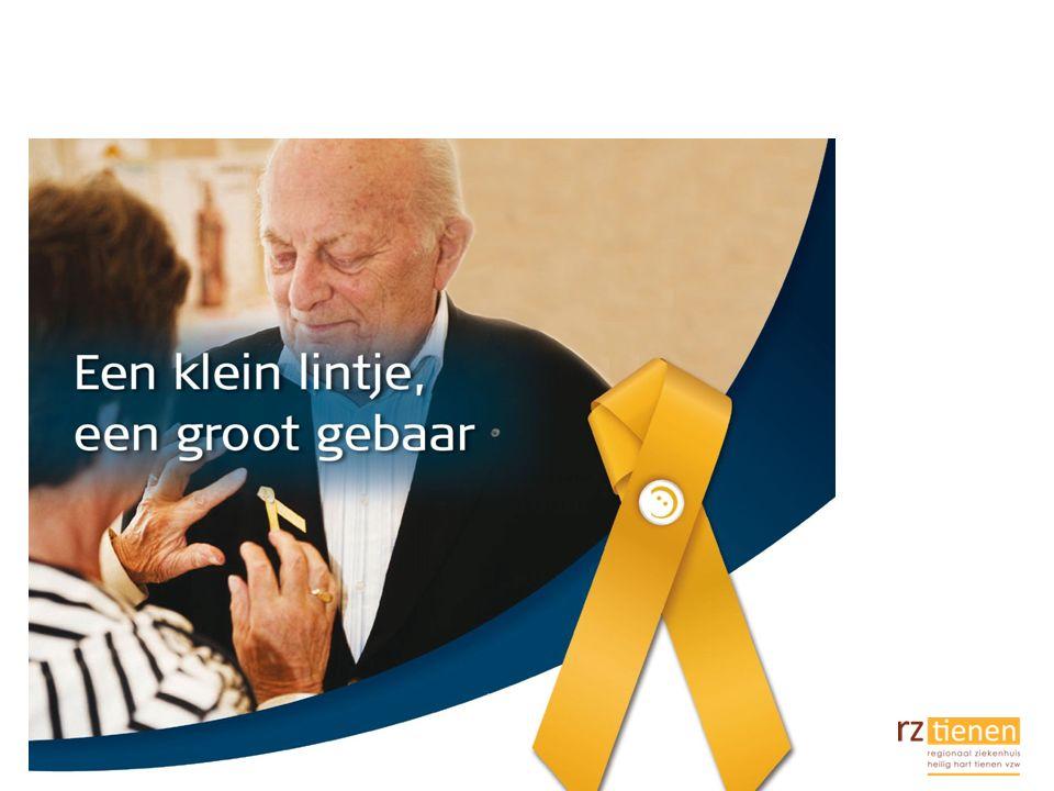 DAG TEGEN KANKER OP 18 SEPTEMBER 2014