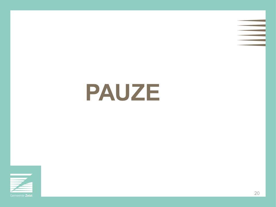 PAUZE 20