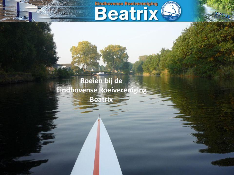Roeien bij de Eindhovense Roeivereniging Beatrix