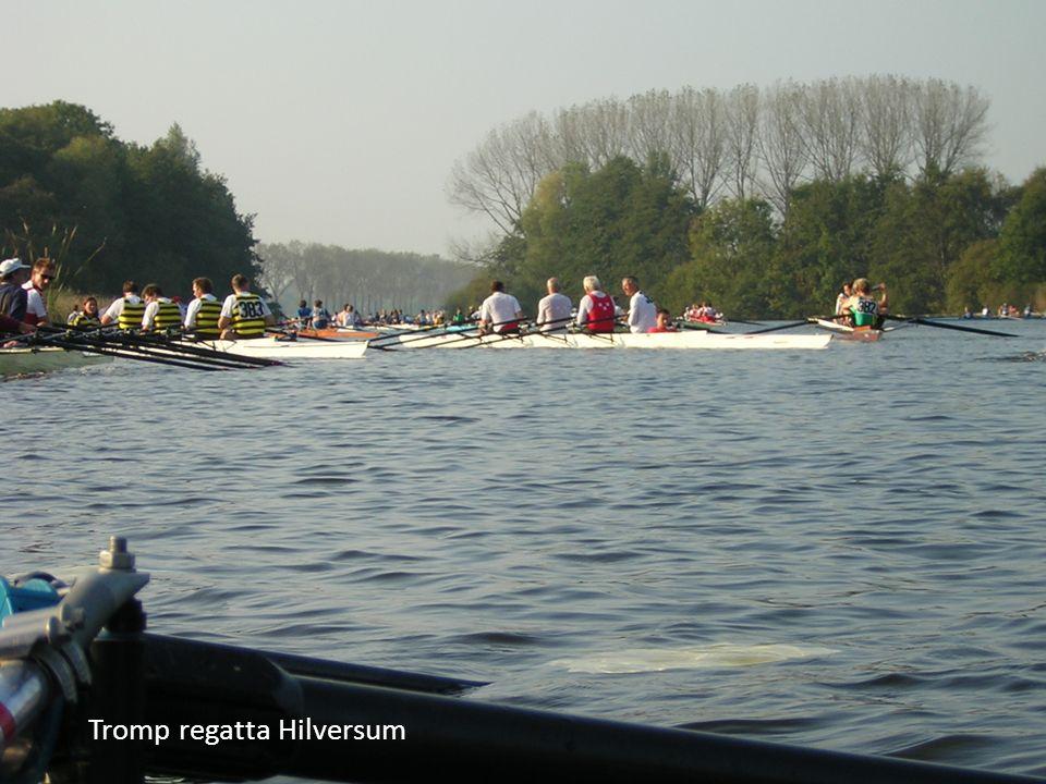 Tromp regatta Hilversum