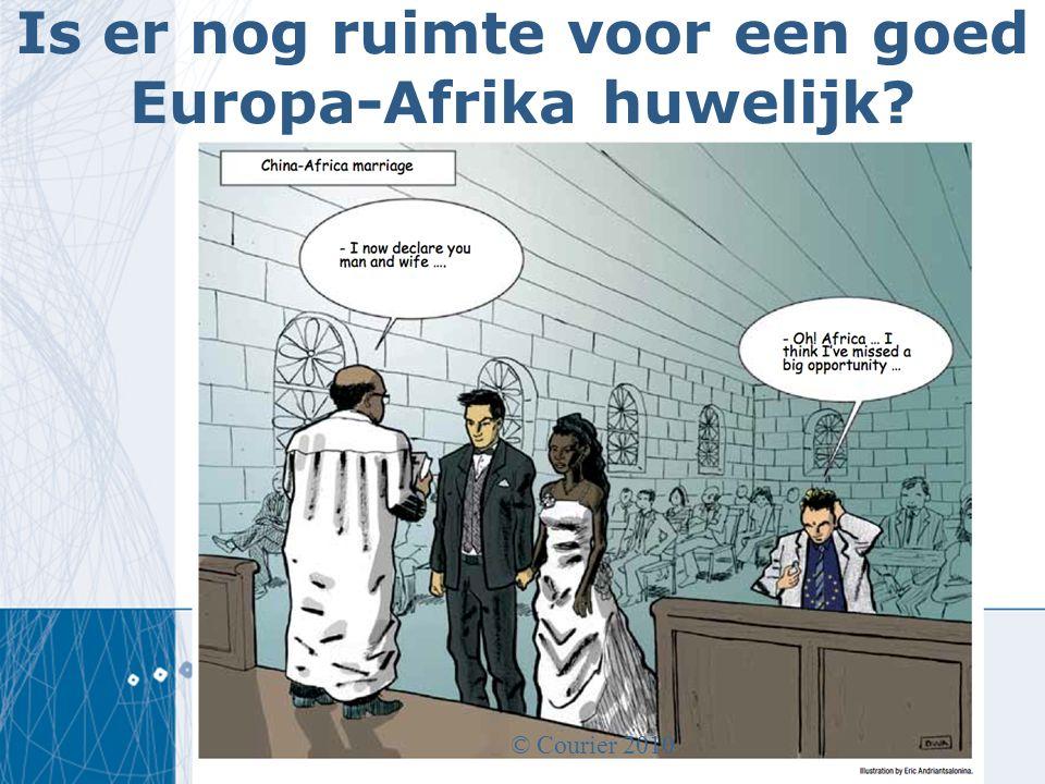 Is er nog ruimte voor een goed Europa-Afrika huwelijk? © Courier 2010