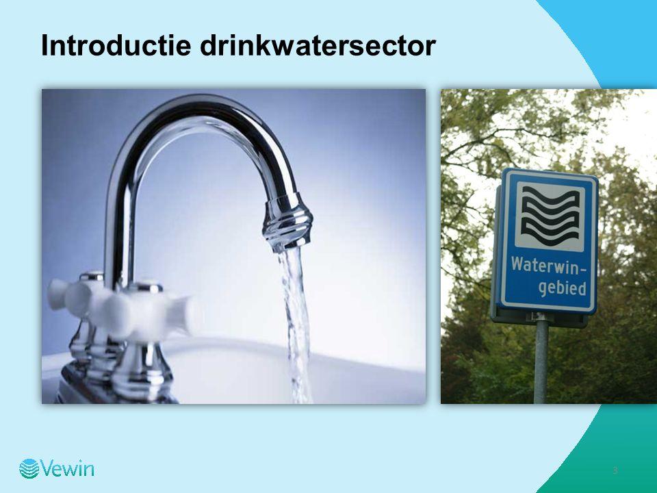 Water in Nederland Wie doet wat in de waterketen.