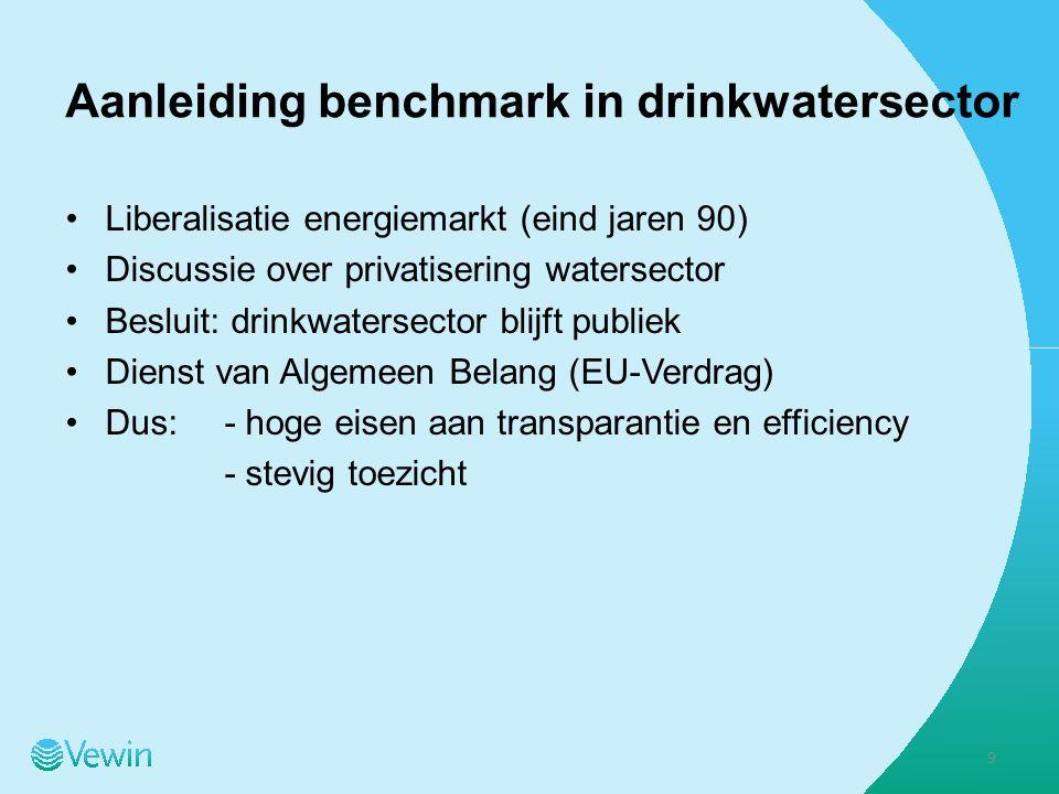 Focus op kwaliteit (volksgezondheid) en transparantie/ efficiency (o.a.