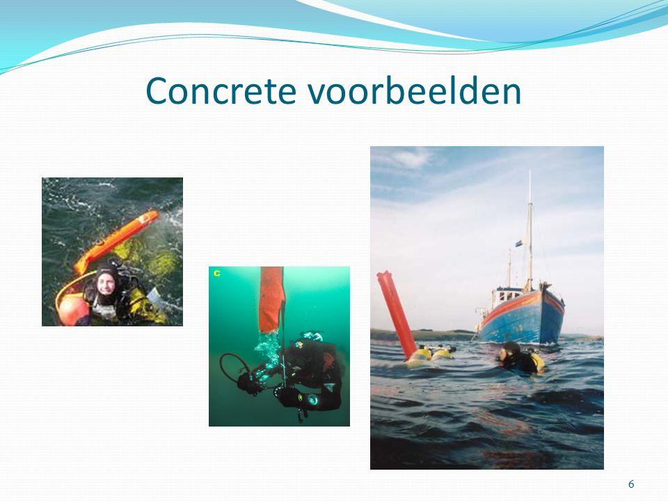 Concrete voorbeelden 6