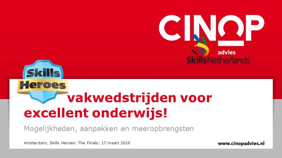 www.cinopadvies.nl TER INTRODUCTIE Jos van Zwieten jzwieten@cinop.nl +31610533767 CINOP Advies