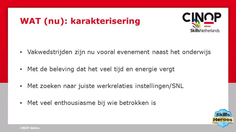 www.cinopadvies.nl Jos van Zwieten jzwieten@cinop.nl +31610533767 CINOP Advies