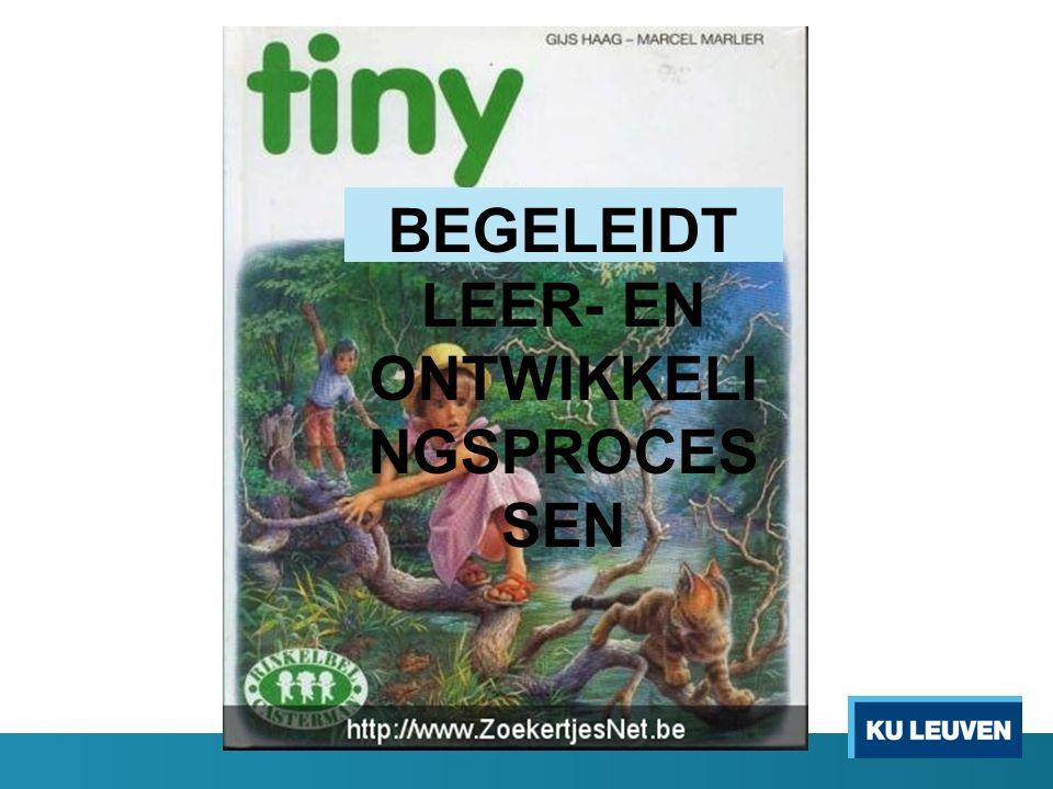 BEGELEIDT LEER- EN ONTWIKKELI NGSPROCES SEN