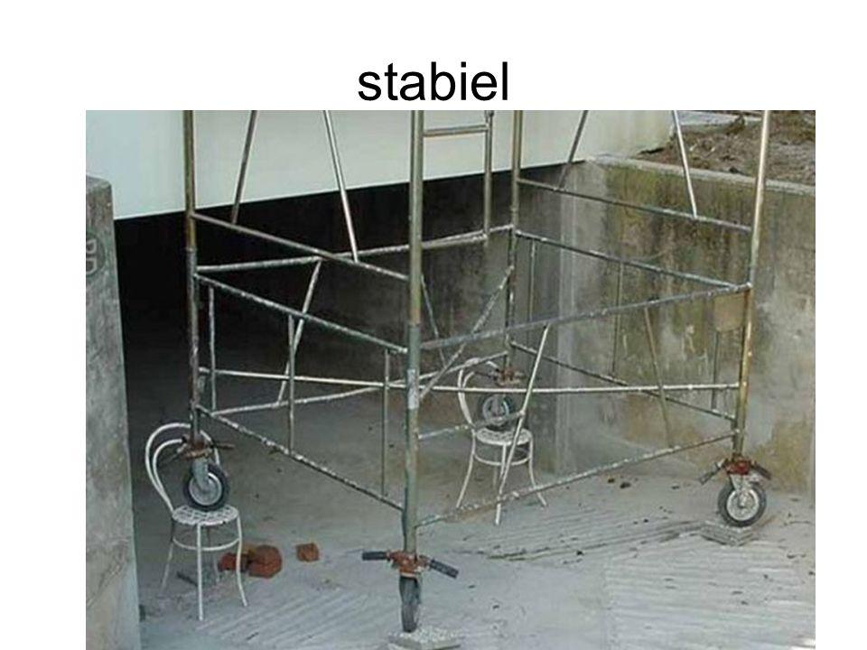 stabiel
