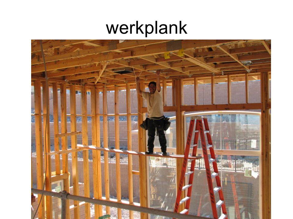 werkplank