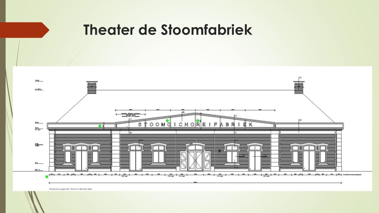 Theater de Stoomfabriek