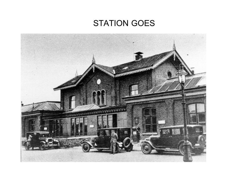STATION GOES