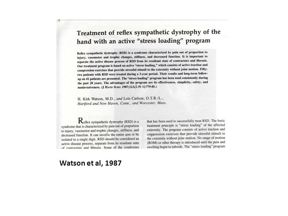 Watson et al, 1987