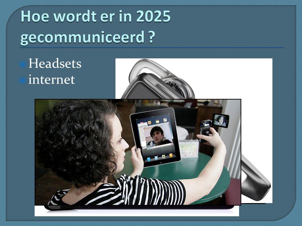  Headsets  internet