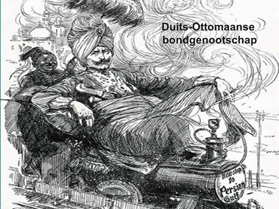 14 Duits-Ottomaanse bondgenootschap