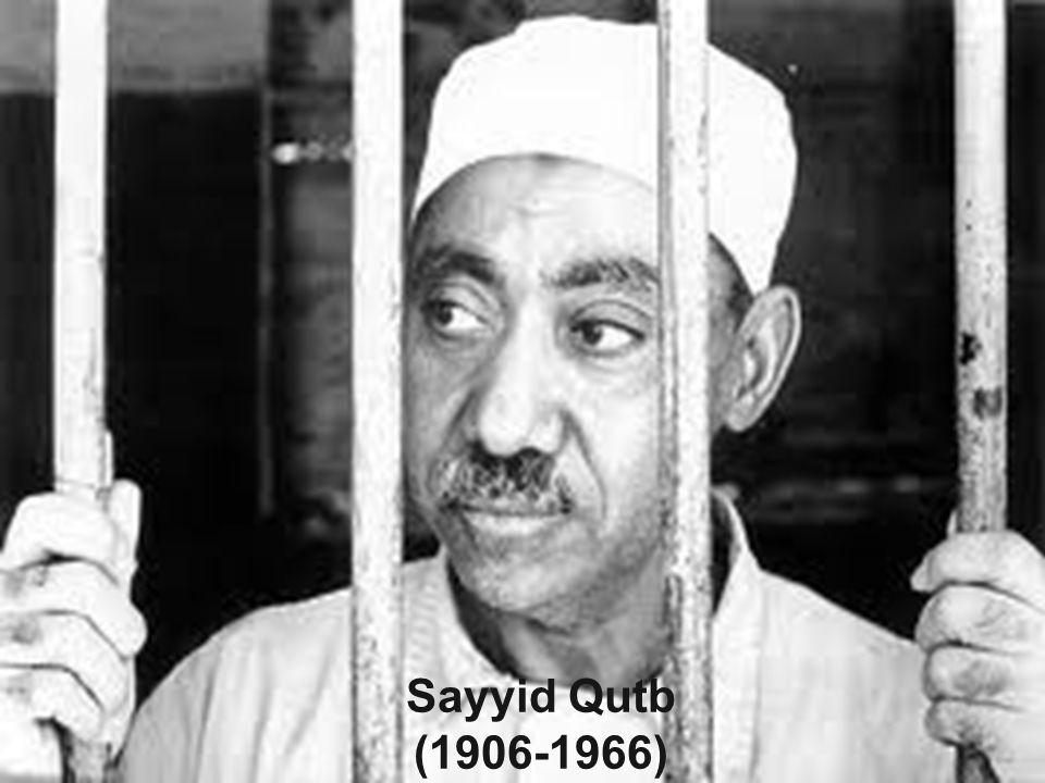 20 Sayyid Qutb (1906-1966)