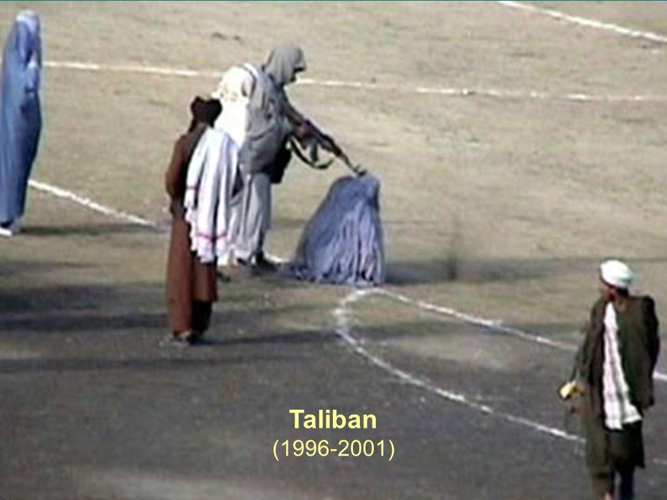 29 Taliban (1996-2001)