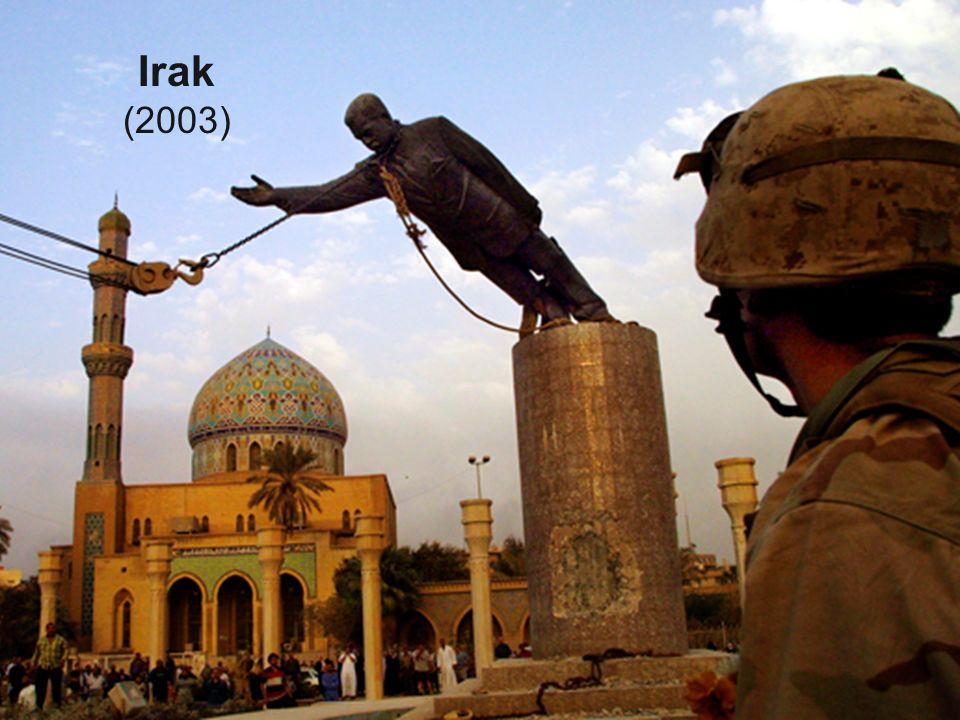 36 Irak (2003)