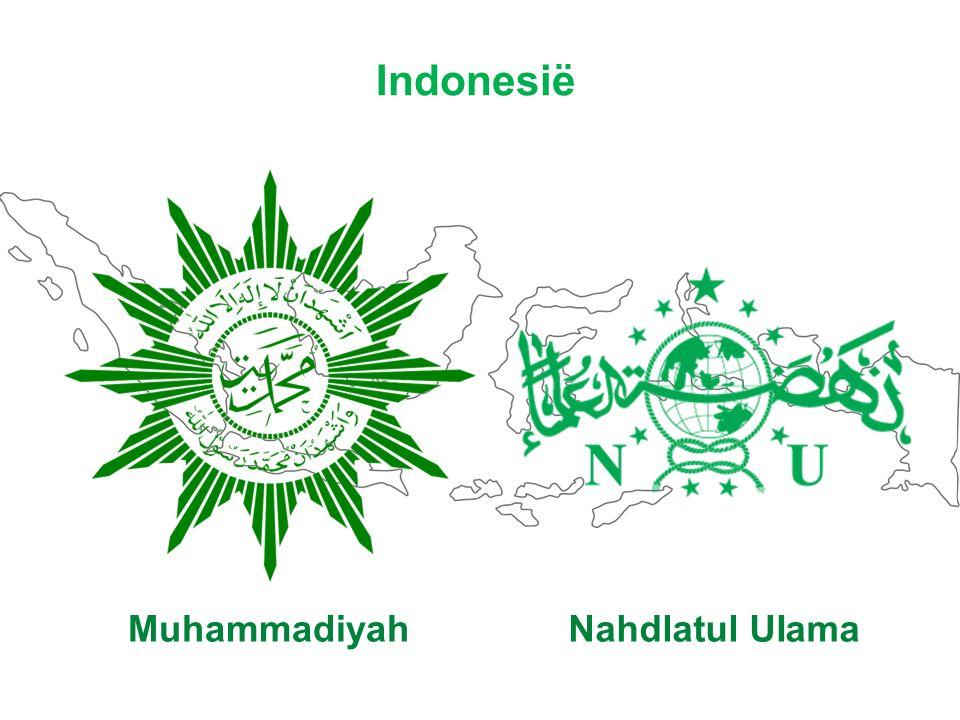 43 Indonesië MuhammadiyahNahdlatul UIama