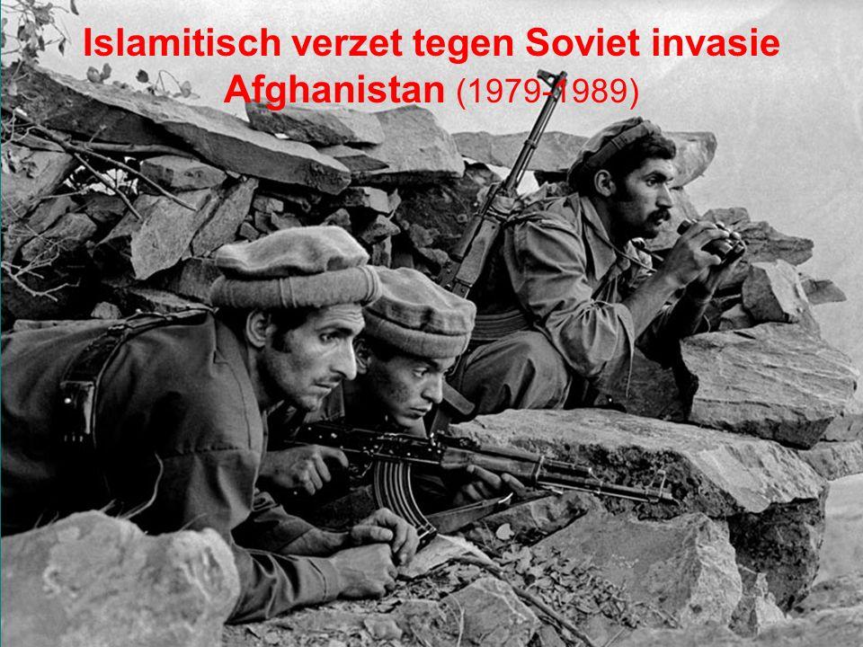 5 Islamitisch verzet tegen Soviet invasie Afghanistan (1979-1989)