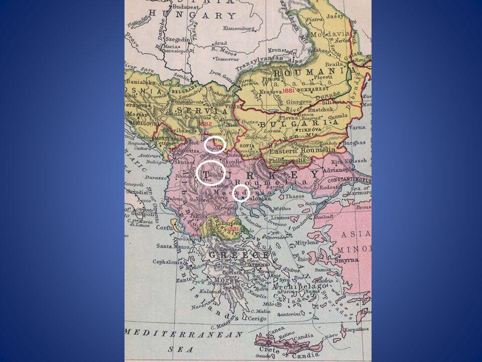 De Jong Turkse beweging 1876 Grondwet 1878Parlement ontbonden 1889Eenheid enVooruitgang 1896Comite opgerold 1906Osmaanse Vrijheid 24 juli 1908Grondwet hersteld