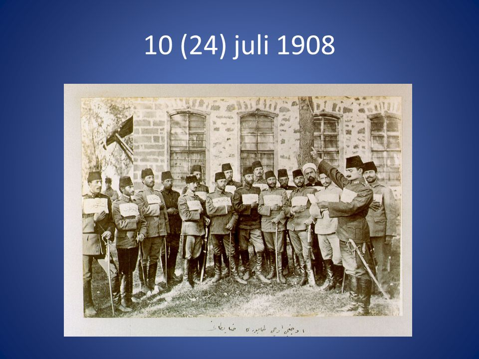 10 (24) juli 1908