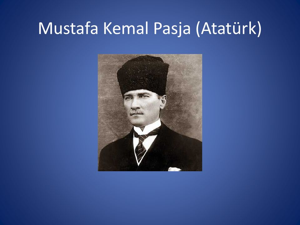 1923: Republiek Turkije