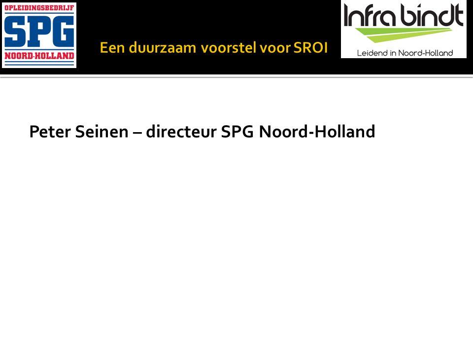 Peter Seinen – directeur SPG Noord-Holland