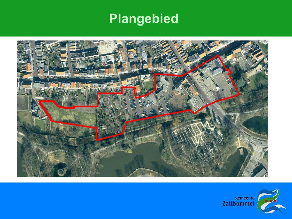 Doelen van het project Realisatie Cultuurcentrum Zaltbommel Versterking ruimtelijke kwaliteit Versterking economische dragers zuid-as