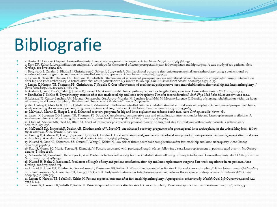 Bibliografie 1. Husted H.