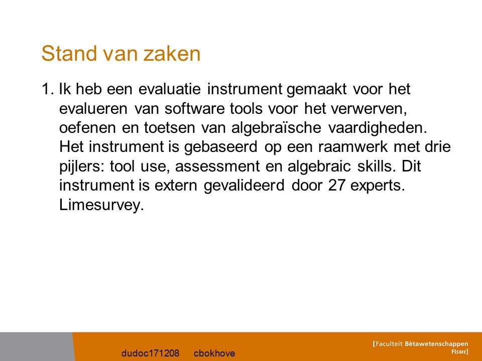  Feedback gaat over assessment.Soorten Feedback (Hattie & Timperley, Uni.